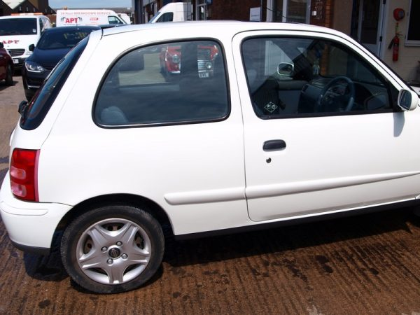 """Repair & Restore saved my Micra!"""