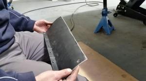 Fit repair panel